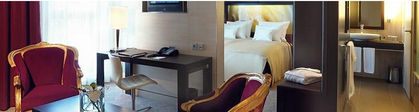 2 Übernachtungen mit Frühstück für 2 Personen in Luxushotel in Wien oder Köln für 149€ statt 239€