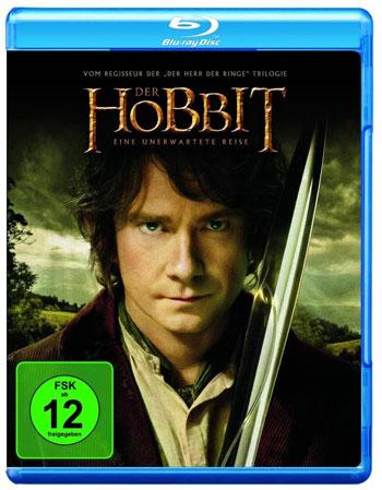Der Hobbit: Eine unerwartete Reise Blu Ray für 9€