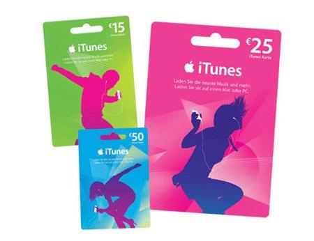 iTunes Guthaben bei Kaufland und Edeka mit 20% Rabatt