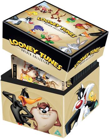 Looney Tunes   Komplett Box für nur 10,80€