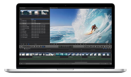 Apple MacBook Pro 15 Retina (MC976D/A) für 1999€