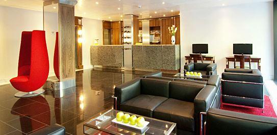 Hotelgutschein für 2 Personen, 2 Übernachtungen im 4* Hotel DERAG Livinghotel in Düsseldorf nur 99€