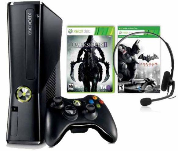 Bis zu 25% reduziert: verschiedene Xbox 360 Konsolen, ab 133,97€