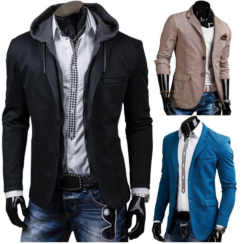 BOLF Herren Outfit, Sakkos, Jacken, Blazer, Trenchcoat für je 39,95€