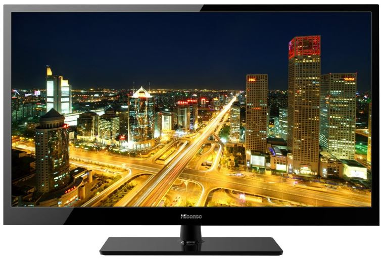 Hisense LTDN50K300, 50 3D TV mit DVB T/C/S2 für 579,97€