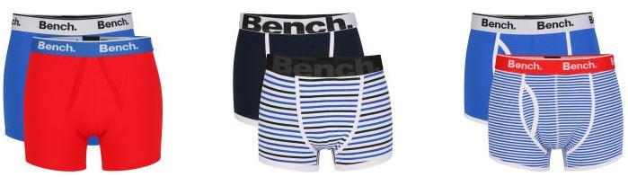 Doppel Pack BENCH Boxer Shorts für je 12,10€