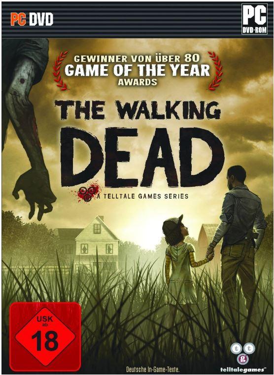 The Walking Dead für PC und Konsolen ab 19,95€