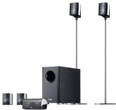 Denon AVR 1513 5.1Receiver & Canton Movie 130 5.1 Lautsprechersystem für 349€