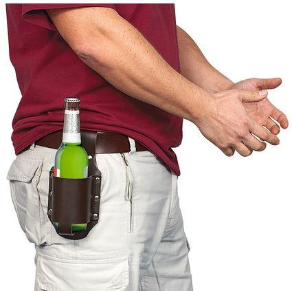Vatertags Wow: Bier Holster für 17,90€
