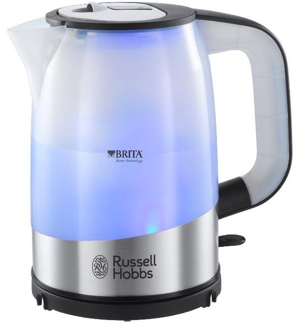 Russell Hobbs 18554 70, Wasserkocher mit Brita Filtertechnologie, bei den Amazon Blitzangebote ab 10Uhr