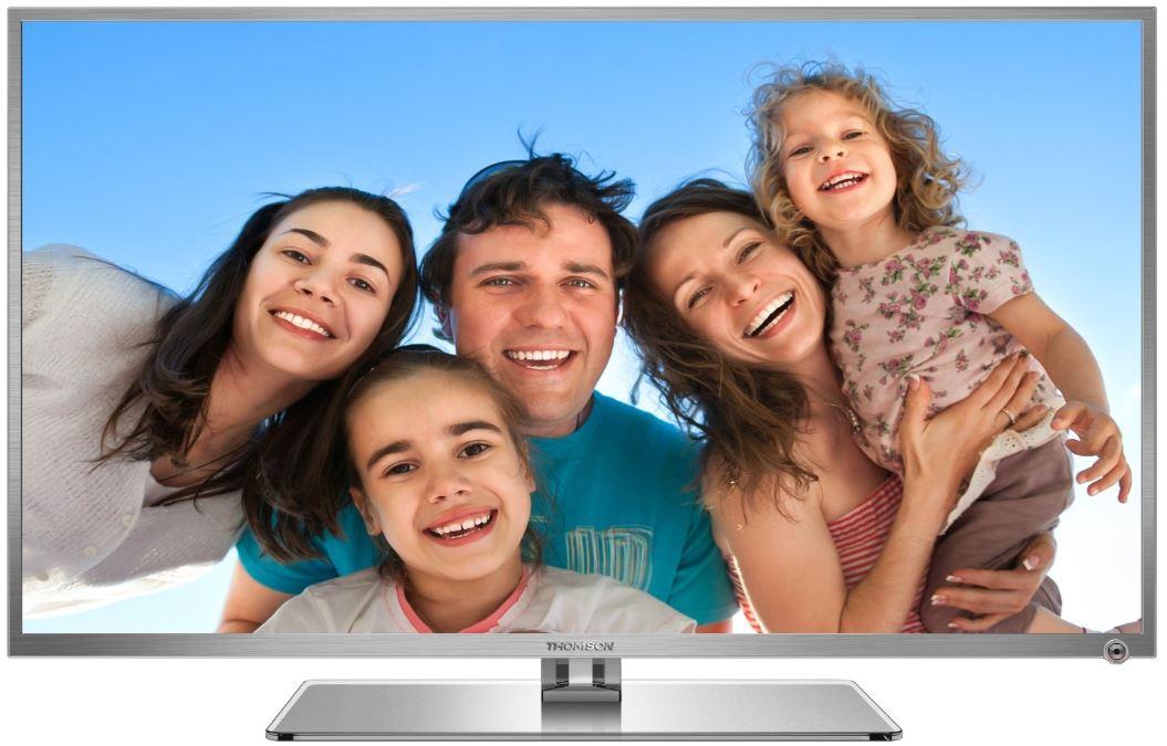 Update! Thomson 46FU5555S, 46er WLan Smart TV, für nur 469€