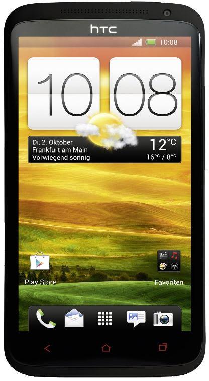 HTC One X+ Android Smartphone für 383,79€
