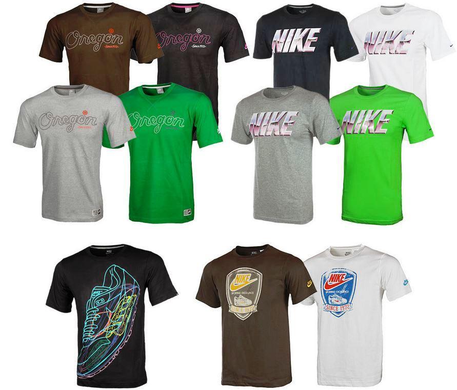 Nike Herren T Shirt, 4 Modelle, für je 15,15€