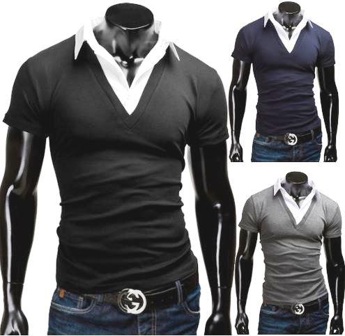 MERISH Herren Pullunder mit Hemdkragen in 5 Farben für je 21,90€