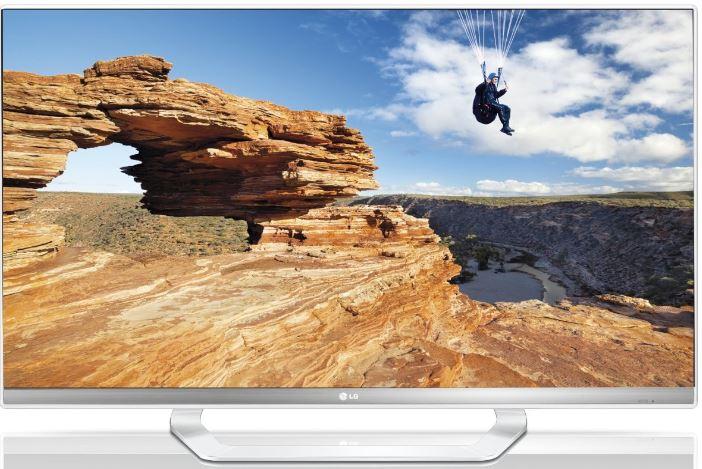 LG 55LM649S, Cinema 3D Smart TV mit 55 Zoll,WLan und triple Tuner für 999€