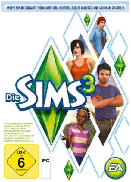Die Sims3, als Amazon Download PC Games der Woche