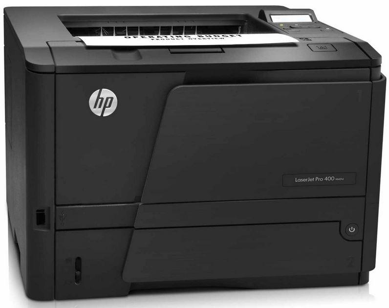 HP LaserJet Pro 400 M401d, Mono Laserdrucker für 116,09€