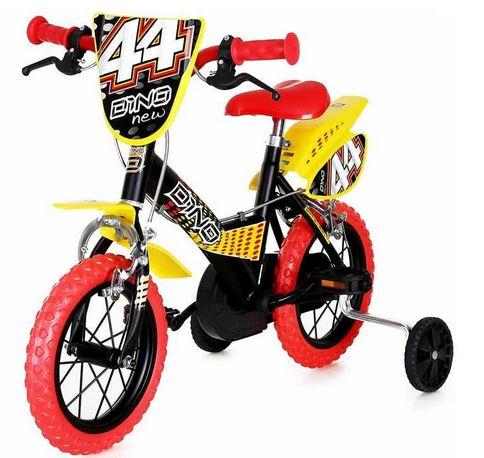 Kinderfahrräder mit Stützrädern in verschiedenen Größen und Ausstattungen, für je 55€