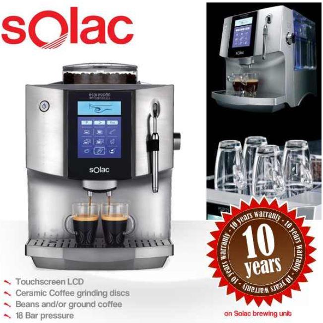 Solac Neo Espression Supremma, Kaffeevollautomat für 408,90€