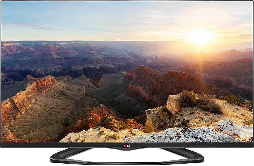 LG 47LA6608, 3D TV mit triple Tuner & LG BP430 3D Blu ray Player mit Smart TV für zusammen 949€