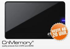 CNMEMORY Airy, 2TB, 3.5 Zoll USB 3.0 Festplatte für 69€   bei dem Saturn Late Night Shopping ab 20Uhr