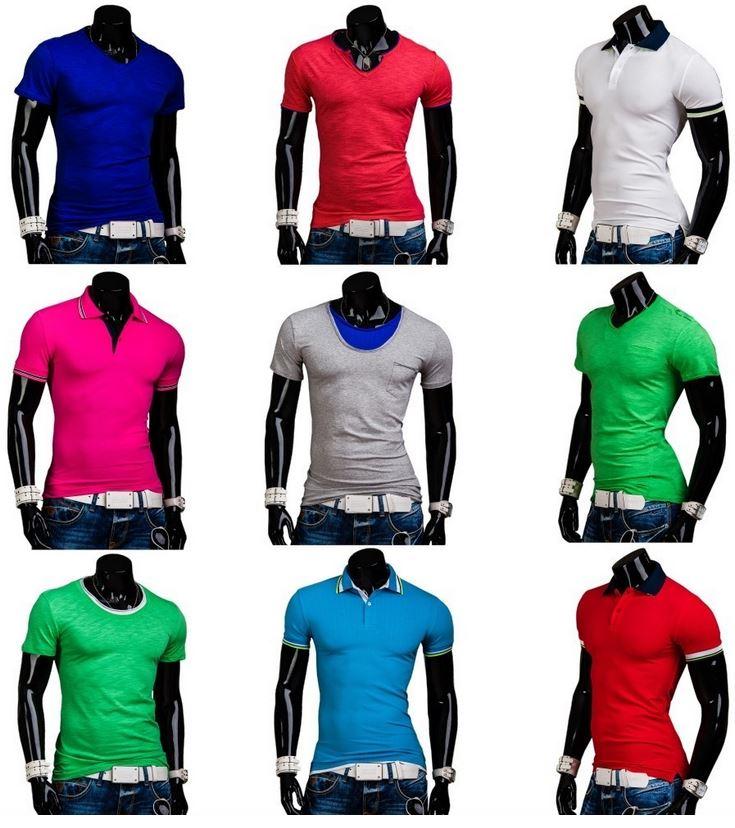 BOLF Herren T Shirts und Polo Shirts für je 11,95€
