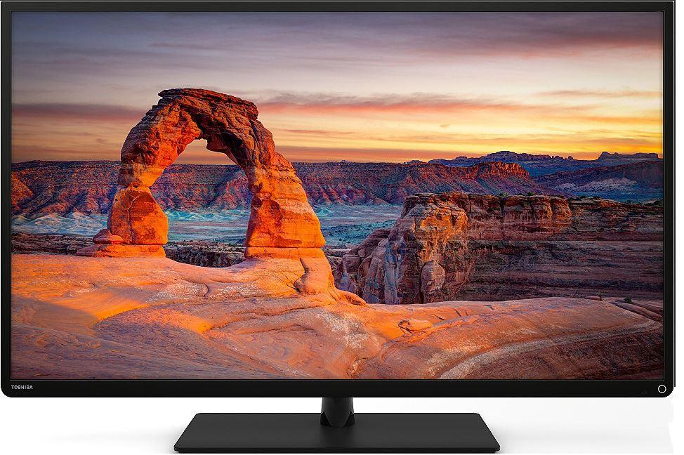 Toshiba 50L2333DG, 50Zoll TV mit dual Tuner für 599€