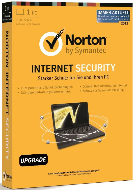 Norton Internet Security 2013, bei den Amazon Blitzangeboten ab 10Uhr