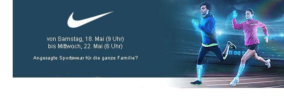 Jetzt Nike Sale mit Rabatten auf jede Menge Sportswear für die ganze Familie