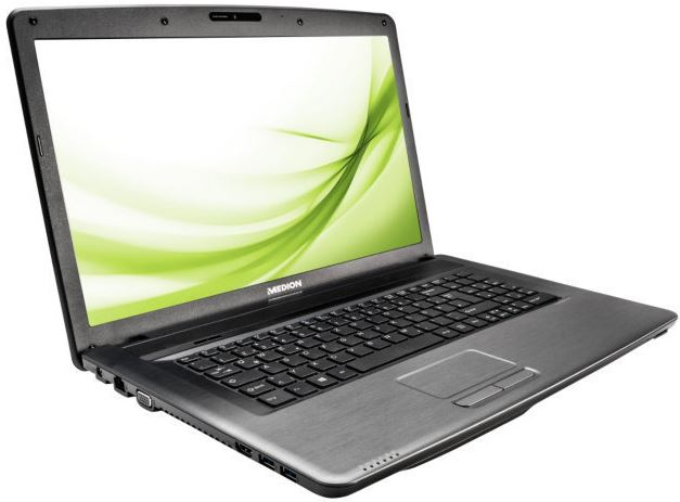 MEDION AKOYA P7816 MD 99075, 17,3 Notebook mit intel i5 8GB 1000GB für 499€