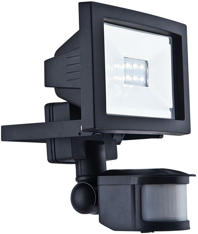 LED Gartenstrahler mit IP44 und Bewegungsmelder für 19,99€