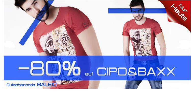 80% Rabatt auf die Marke Ar Ma und Cipo & Baxx