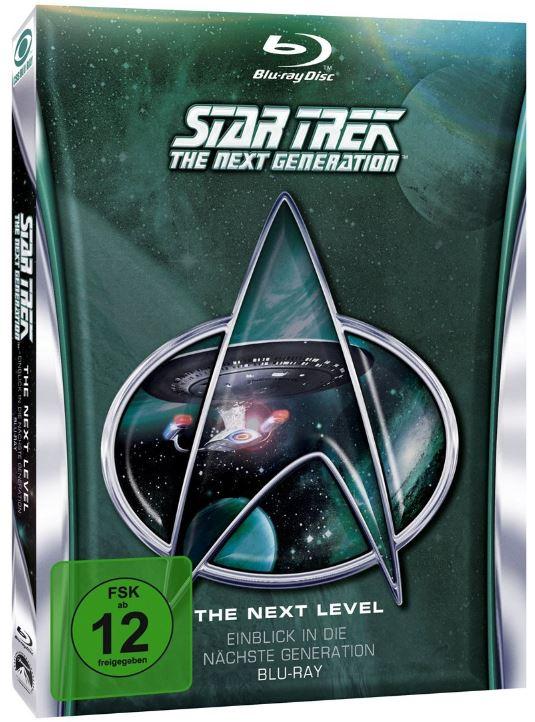 Großer STAR TREK DVD und Blu ray Sale bei Amazon!
