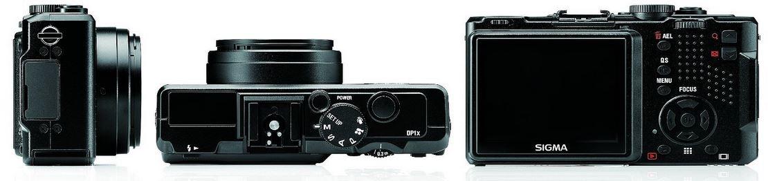 Sigma DP1x, 14MP Kompakt Digitalkamera mit FOVON X3 Sensor für nur 179€