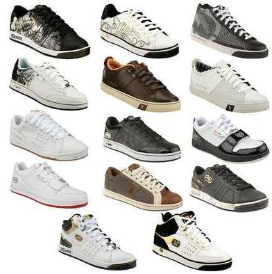 MARC ECKO Herren Sneakers in vielen Farben und Größen für je Paar 32,99€