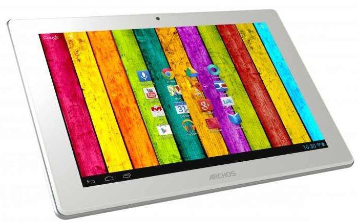Archos 101 Titanium, 10,1 Zoll Android 4.1 Tablet, mit 8GB und Dualcore für 169€