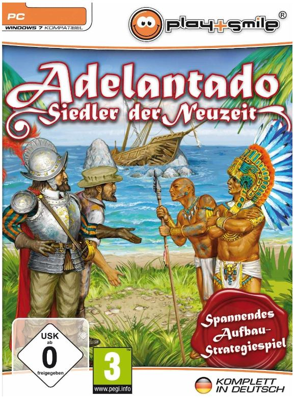 Siedler 7, als Amazon Download PC & Mac Games der Woche