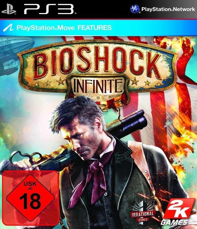 Die Games der Woche bei Amazon in der KW21, z.B. Bioshock Infinite ab 27,97€