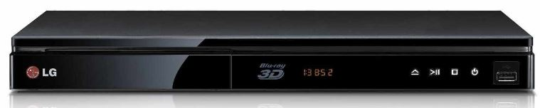 LG 42LA6608, 42 Zoll, 3D Smart TV mit triple Tuner + kostenlosen Blu ray Player für 699€