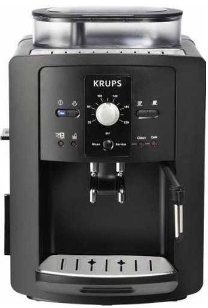 KRUPS EA 8000 Espresseria Automatic Kaffeevollautomat für 279€