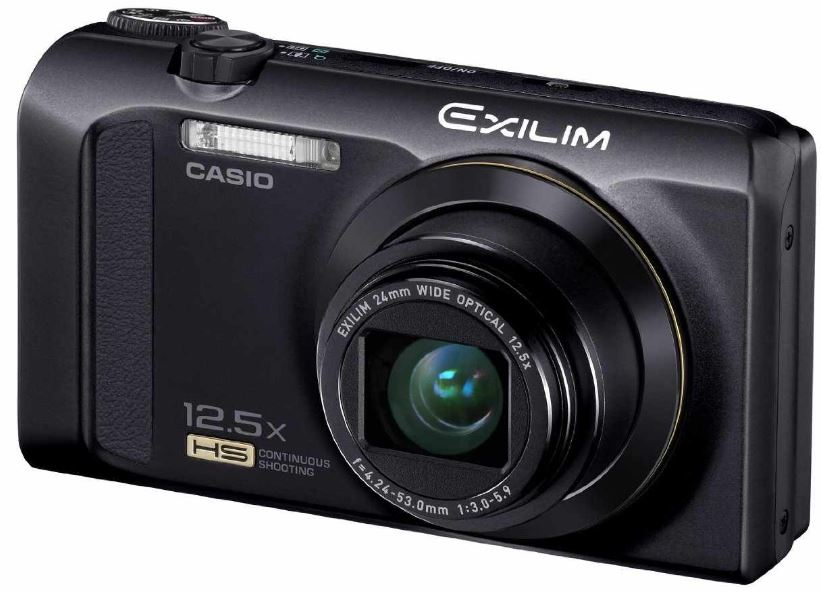 Casio Exilim EX ZR300 16,1 MP Digitalkamera für 139€