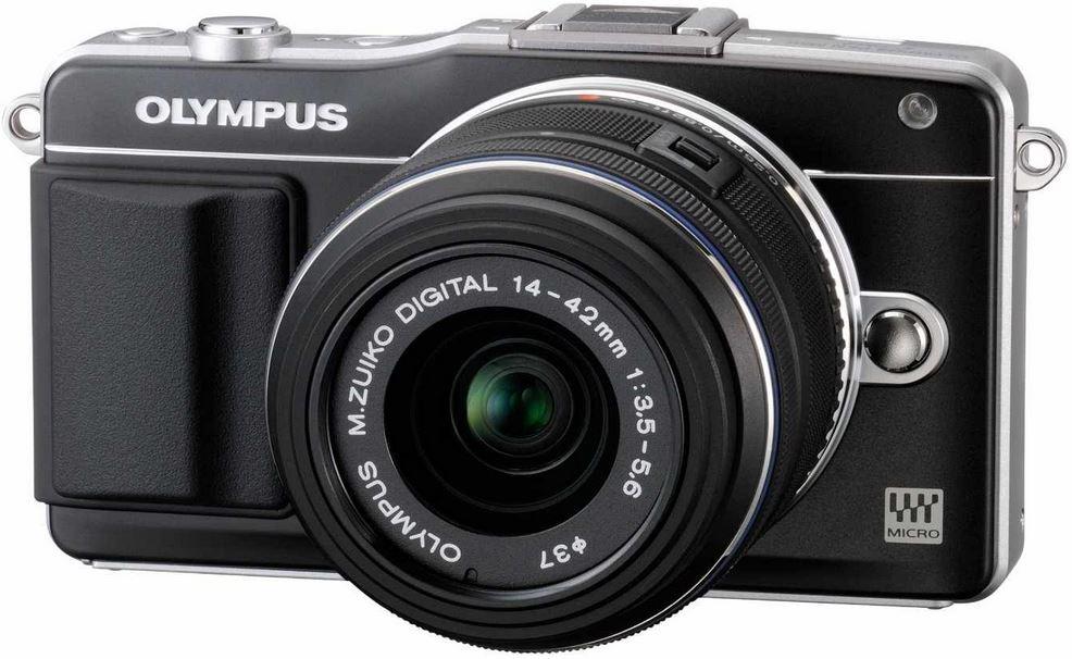 Olympus PEN E PM2 Systemkamera 16MP für 419€   und andere Amazon Blitzangebote!