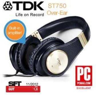TDK Life on Record ST750 Kopfhörer für 45,90€   wieder da!