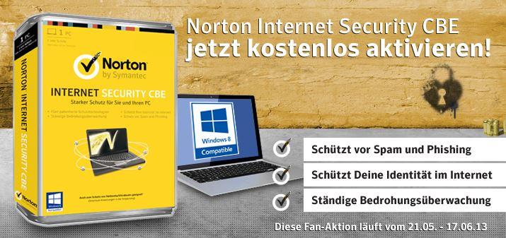 Norton Internet Security kostenlos   ComputerBild Edition via Facebook!
