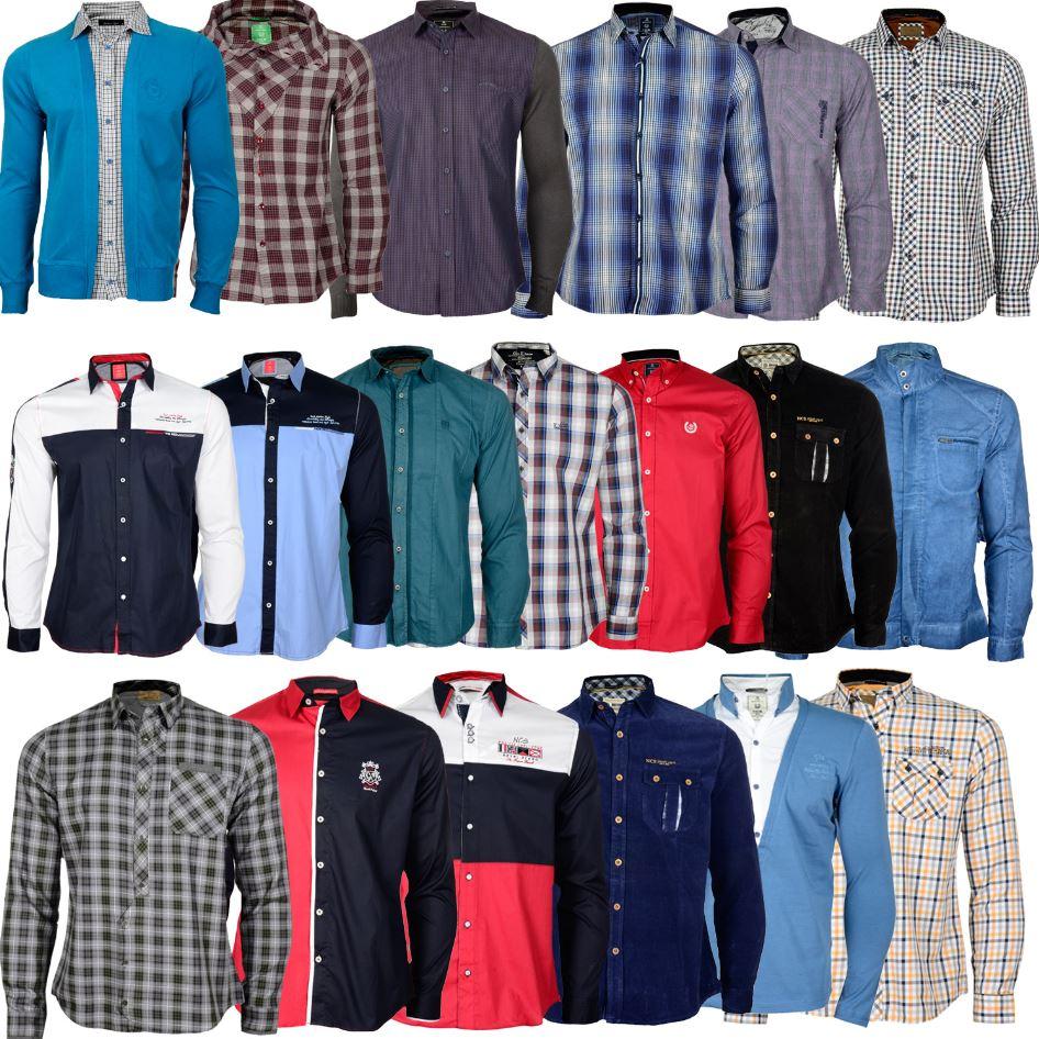 NCS Hemden verschiedene Styles, für je 19,95€