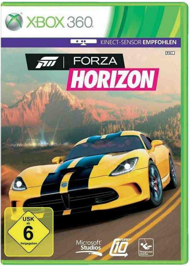 Update! Forza Horizon für die XBOX 360 nur 19,97€