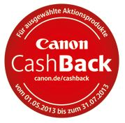 CANON Aktion   bis zu 300€ Cashback auf DSLR und Objektive!