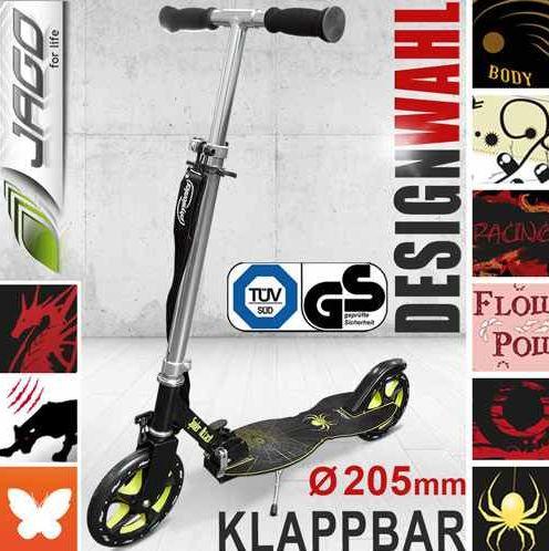 Scooter Tretroller   9 Modelle für je 39,95€