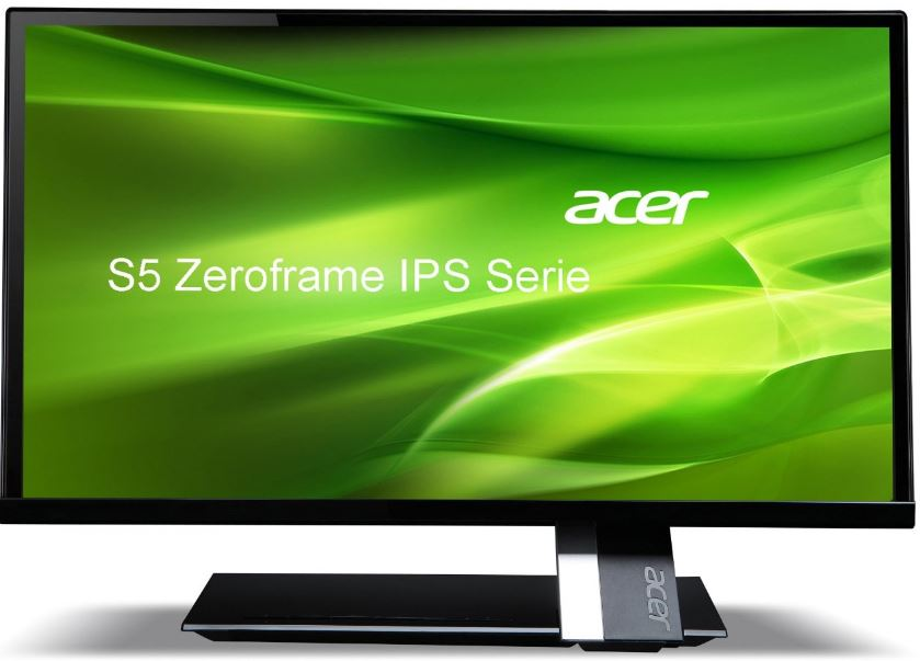 Acer S235HLBbmii, 23 IPS Ultra Slim Zeroframe Monitor als Amazon Blitzangebot