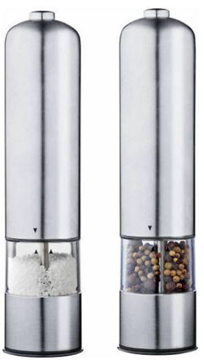Zitruspresse oder Salz/Pfeffermühlen Set für je 14,99€